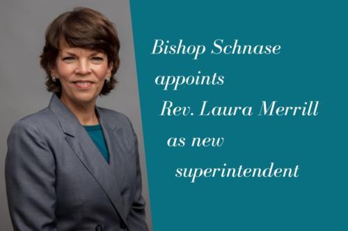 Laura Merrill Announce