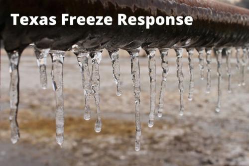 Texas Freeze Response